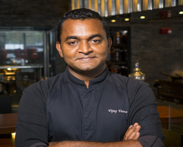 "Jaya at The Setai, Miami Beach  Q&A with Executive Chef Vijayudu ""Vijay"" Veena"