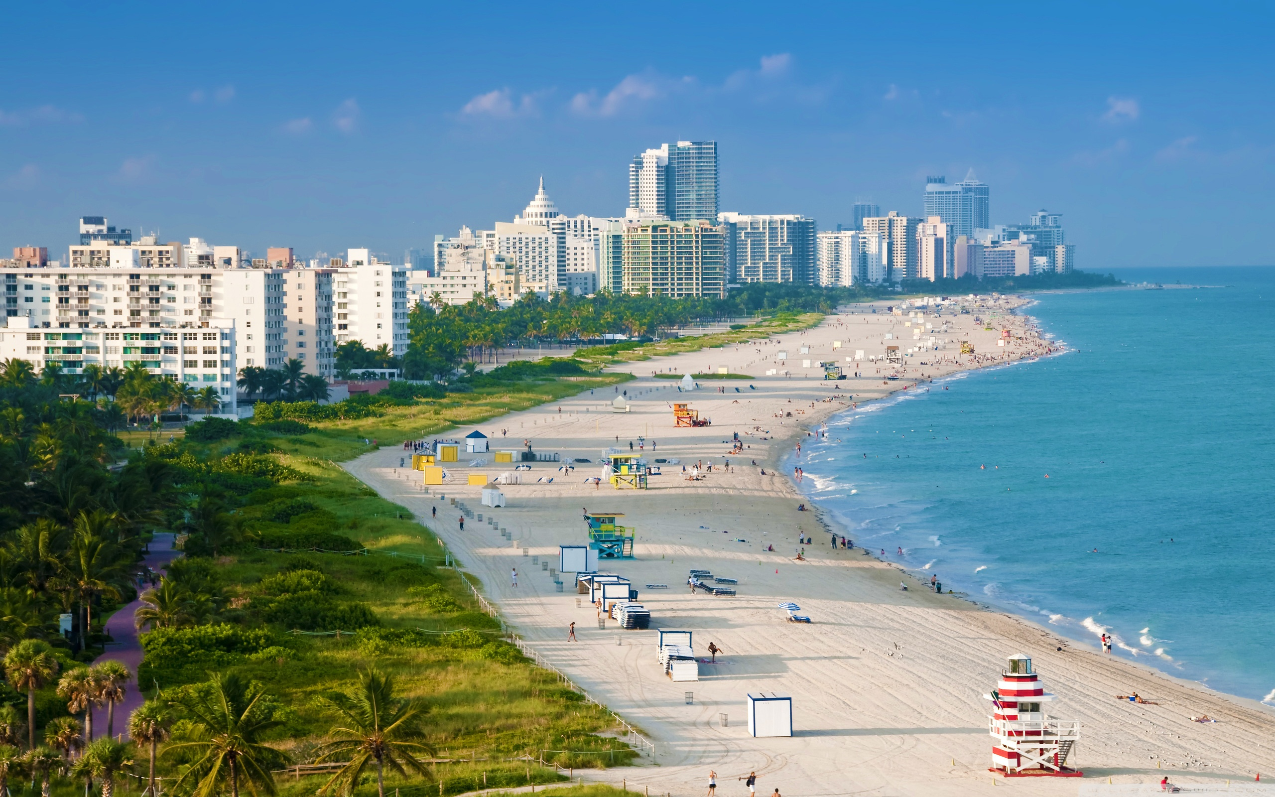 "Miami Beach Invites Visitors to Turn Vacations into Remote ""Workcations"" in 2021"