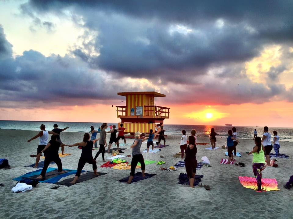 There's Nowhere Else Like Miami Beach To Stay Active, Healthy and Inspired With Exciting Experiences All Year Long