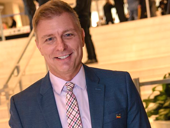 Dave Cook, Executive Director, Miami Beach Pride – Q and A with Dave Cook