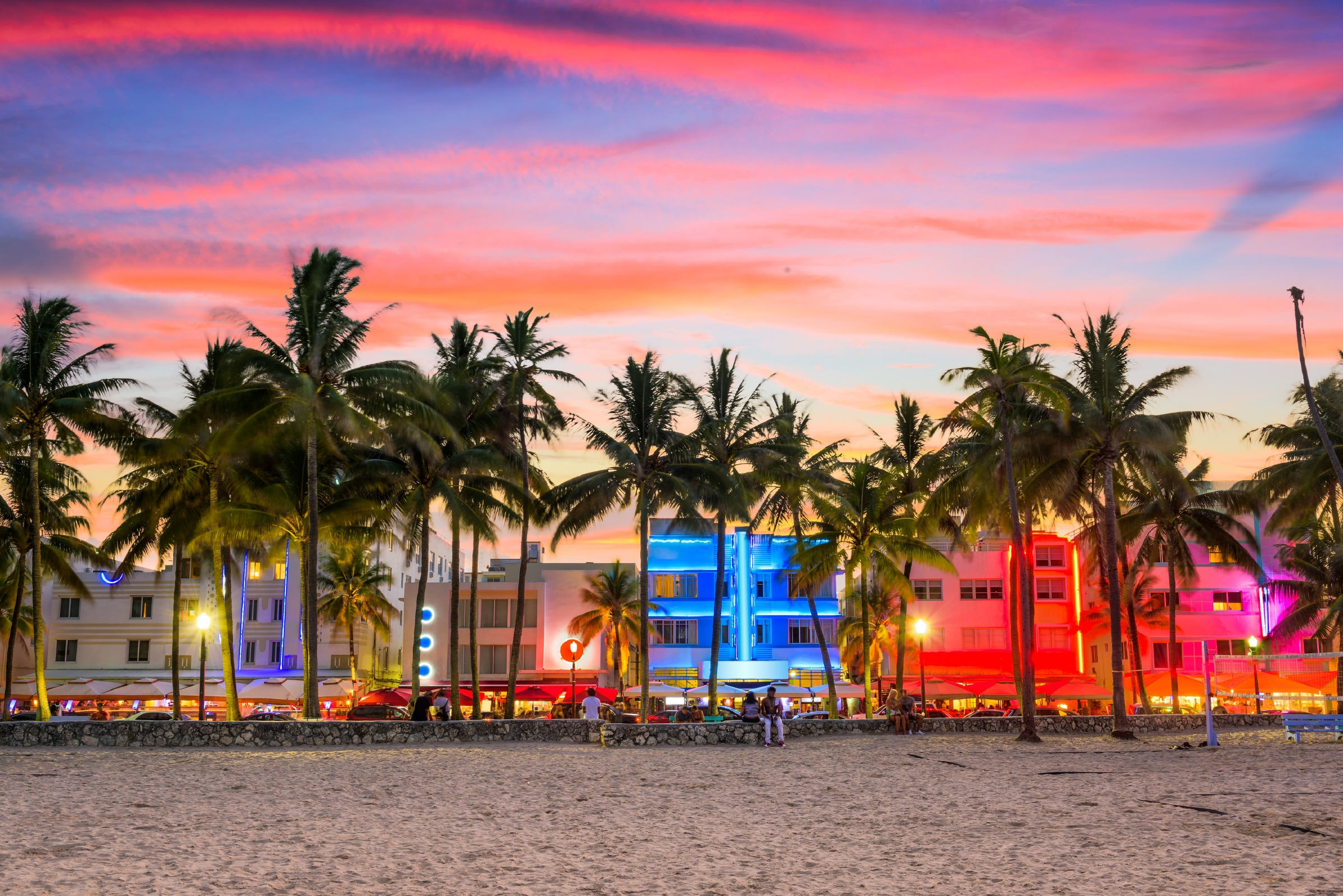 Miami Beach Welcomes LGBTQ Travelers from Around the World to Celebrate this April