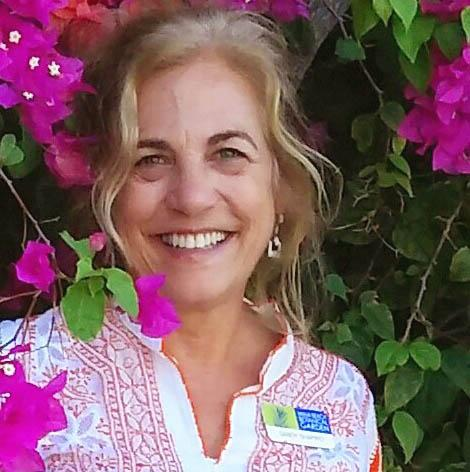 Sandy Shapiro, Executive Director of Miami Beach Botanical Garden - Q&A with Sandy Shapiro