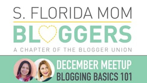 S. Florida Mom Bloggers - December Meet Up @ Miami City Ballet, Fri 12/14 10:00am